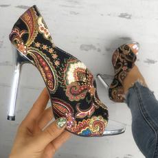 Summer, Fashion, Womens Shoes, high heeled