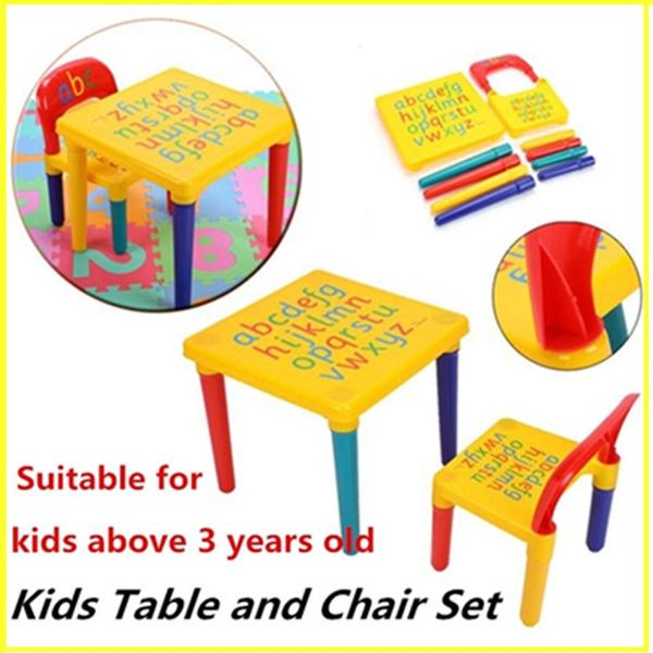 Toddler, kidschair, kidstableschair, kidstable