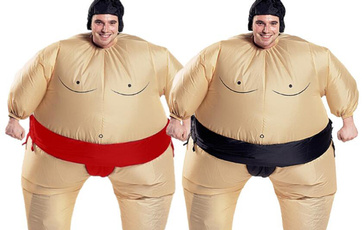 Funny, Cosplay Costume, Inflatable, Halloween