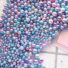 pearl jewelry, Colorful, diyaccessorie, beadsampjewelrymaking