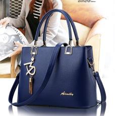 Women, Tote Bag, leather, women shoulder bags