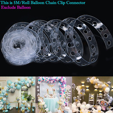 balloonclip, Decor, Chain, balloonchain