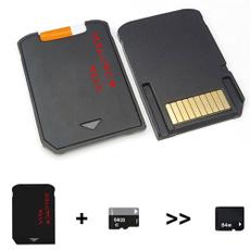 Gaming, Adapter, sd2vitamicrosdadapter, black