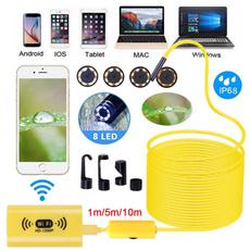 8MM, inspectioncamera, led, Apple