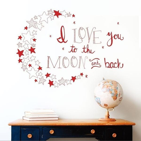 Love, Home Decor, walldecorative, Wall Decal