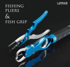 Pliers, Aluminum, seafishingtool, fish