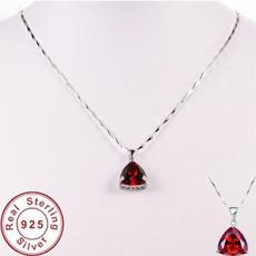 Sterling, Silver Jewelry, Jewelry, garnet