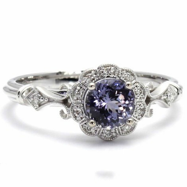 Sterling, Love, wedding ring, Engagement Ring