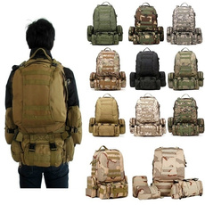 travel backpack, Outdoor, camping, tactical backpack