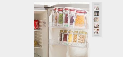 Kitchen & Dining, freezerstorage, freshbag, Silicone