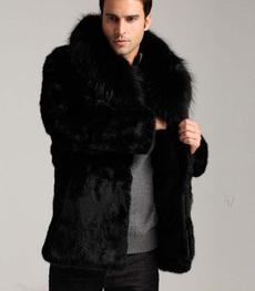 woolen, fur coat, overcoatformen, Outdoor