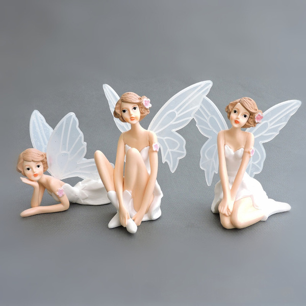 Home Decor, Angel, doll, cakedecor