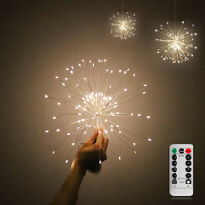 party, Outdoor, fireworklight, Christmas