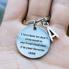 Funny, Key Chain, Regalos, mombirthdaygift