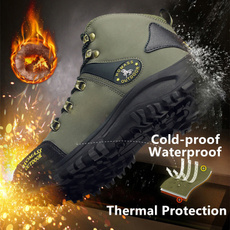 non-slip, ankle boots, coldproof, Hiking