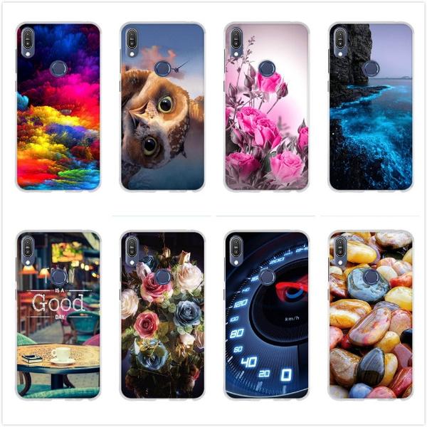 case, siliconephonecase, asuszb601kl, cartoon phone case