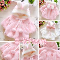 Jacket, Infant, hooded, rabbit