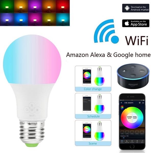 Light Bulb, Google, dimmablelight, wifibulb