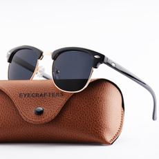 retro sunglasses, Fashion, semirimlesssunglasse, Classics