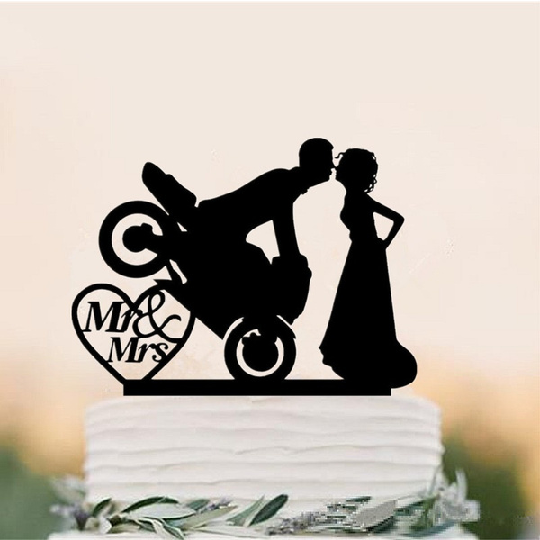 weddingcaketopper, silhouette, cakedecor, decoration