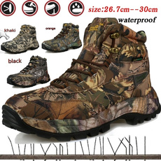 casual shoes, Outdoor, Combat, Hiking