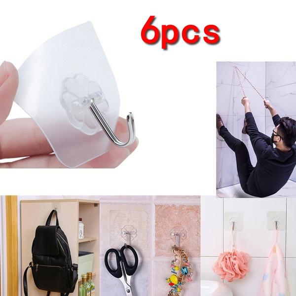 Bathroom, Hangers, Cup, Wall