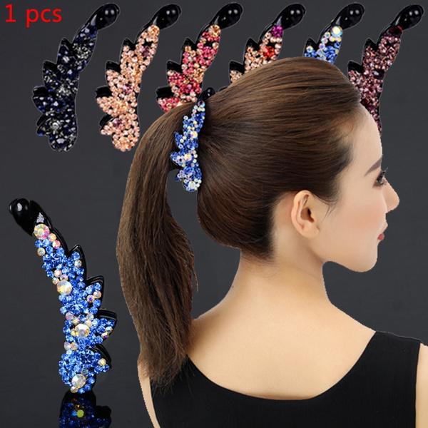 Hair Curlers, headwear, Hair Pins, Bird