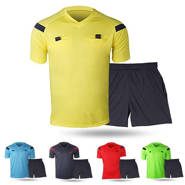 refereejersey, Outdoor, Football, V-neck