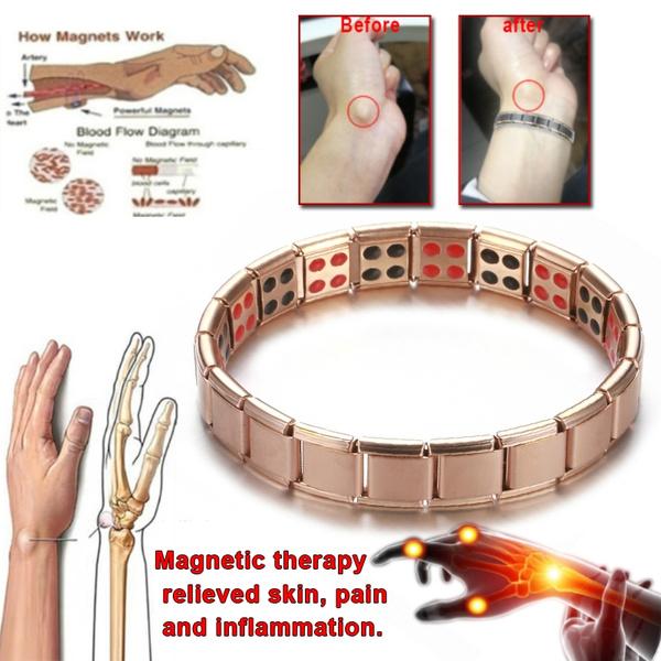 Magnetic, Jewelry, Waterproof, magneticbracelet