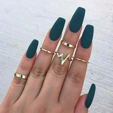 Fashion, Jewelry, gold, Silver Ring