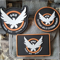 badgepatche, americaneagle, Cosplay, thedivisionshd