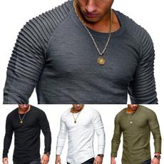 slim, Tops & T-Shirts, Fitness, Man t-shirts