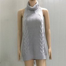 knitted, Fashion, Sweaters, Pullovers