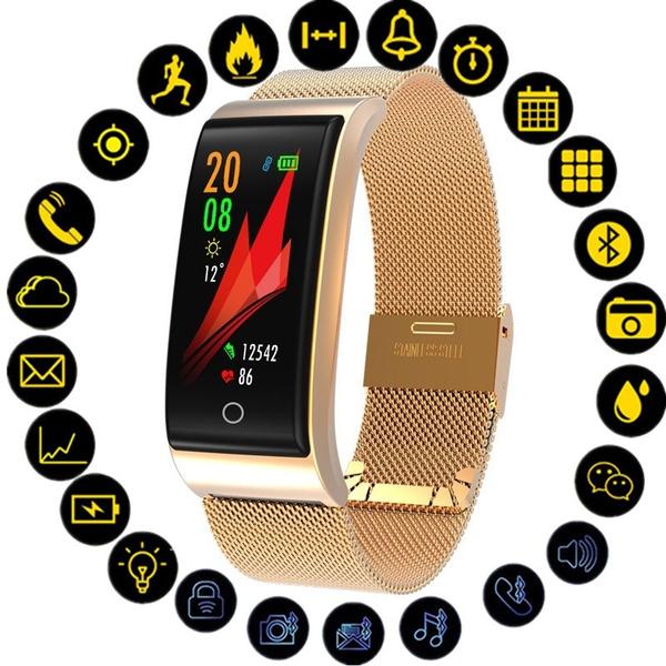 Heart, smartwristwatch, Swimming, Monitors