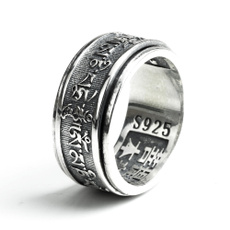 Sterling, buddhist, Jewelry, for