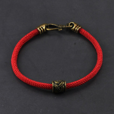 Brass, Rope, Jewelry, for