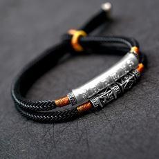 Sterling, Bracelet, for, Chain