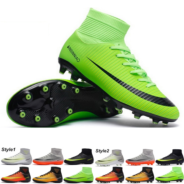 Football, soccer shoes, Waterproof, soccer shoes turf