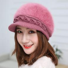 Warm Hat, Fashion, fur, Winter