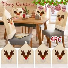 chaircover, diningchaircover, Christmas, Cover
