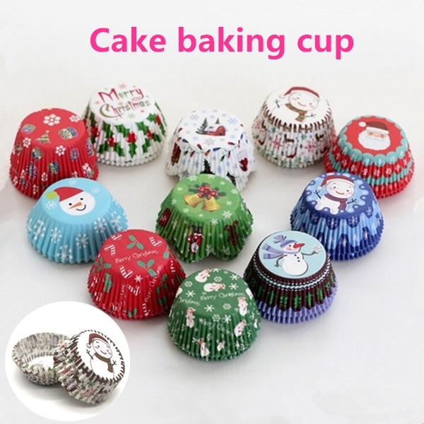 Baking, cakepapertray, muffincup, Christmas