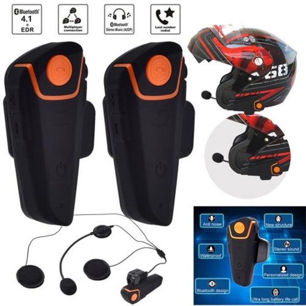 Headset, Cycling, Clip, Helmet