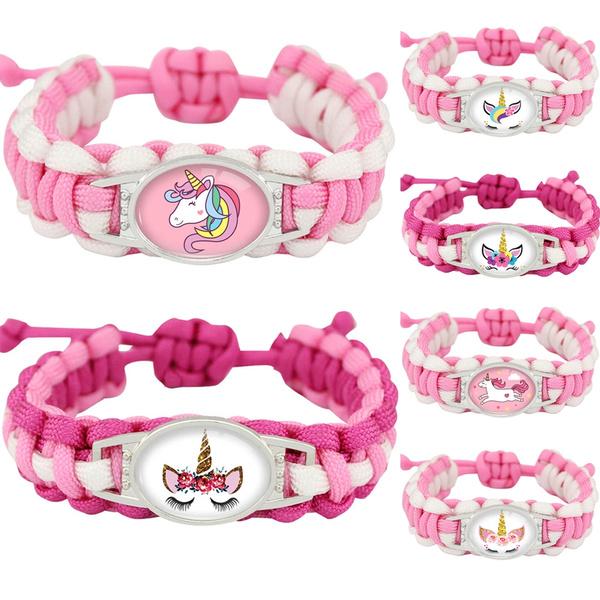 horse, unicornbraceletswristband, girlbraceletforparty, Gifts
