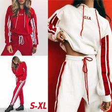 tracksuit for women, Fashion, tracksuitset, Sweatshirts