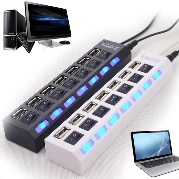 Laptop, laptopadapter, usb, Hubs