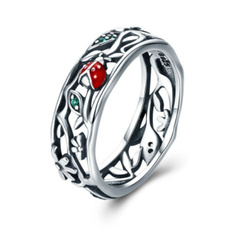 Silver Jewelry, 925 sterling silver, wedding ring, 925 silver rings