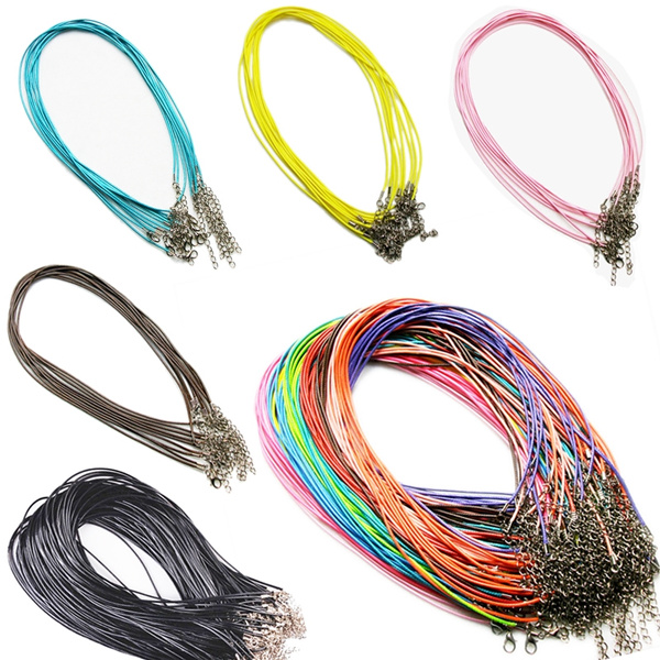 chainsfornecklace, beadingcord, Jewelry, leather