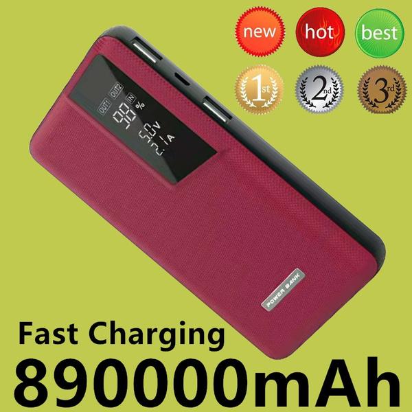 Flashlight, Mobile Power Bank, mobilecharger, Phone