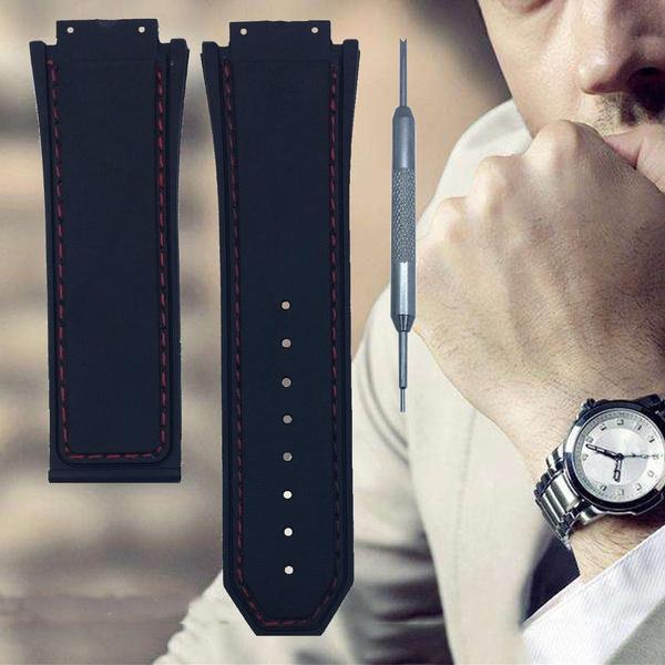 leatherwatchbandstrap, strapwatch, Leather Strap Watches, slidebucklebeltstrap