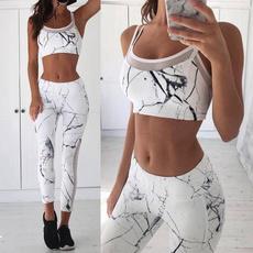 Vest, trousers, Yoga, Fitness
